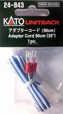 "KATO 24-843 Terminal Adapter Cord, 35"""