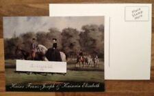 Ansichtskarten mit Kaiserin Elisabeth