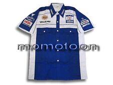Men's Gift Motorcycle Biker Yamaha Superbike Racing Pit Shirt Size L