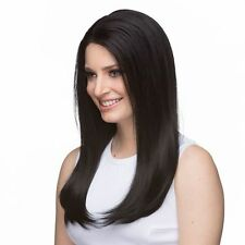 """CHARITY"" HUMAN HAIR SYNTHETIC BLEND LACE FRONT WIG  *U PICK COLOR * NIB"