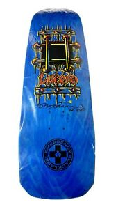John Lucero Autographed Signed Black Label Skateboard M.I.A Sold Out MIA Grosso