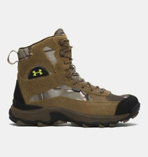 UNDER ARMOUR UA SPEED FREEK BOZEMAN Waterproof HUNTING BOOTS MENS 9.5 43 4E NEW