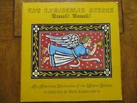 John Langstaff - The Christmas Revels Wassail! Wassail! 1982 RC 1082 LP VG+/EX!!