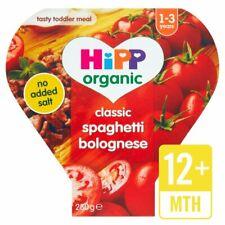 HiPP Organic Classic Spaghetti Bolognese Tray 1-3 Years