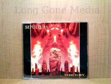 Territory by Sepultura (CD)