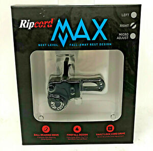 RIPCORD MAX ARROW REST - FALL-AWAY  - FULL CONTAINMENT - RIGHT HAND