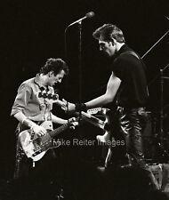Joe Strummer & Paul Simonon of The Clash Photographic Print 1979 Punk Rock