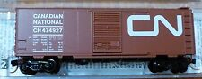 Micro-Trains Line #02000906 Rd #474927 40' Single-Door Boxcar Canadian National