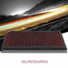 Reusable Red High Flow Drop-In Panel Air Filter For VW 06-08 GTI/Jetta Turbo