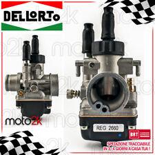 02660 carburatore Dellorto PHBG 21 BS aria manuale Aprilia SR WWW 50 2t