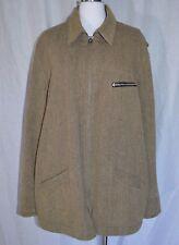RRL Ralph Lauren Men's Beige Khaki 100% Lined Barn Coat Size Medium M