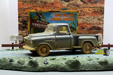 1:32 KINSMART 1955 CHEVY STEPSIDE PICKUP  Gray  Perfect for Diorama use