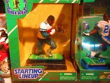 RICKY WATTERS 32 PHILADELPHIA EAGLES NFL GRIDIRON GREATS 1997 STARTING LINEUP 🔥
