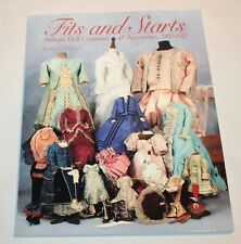 2007 FITS & STARTS Antique Doll Costumes & Accessories THERIAULT'S Color Photos