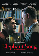 Elephant Song (DVD, 2015, Canadian)