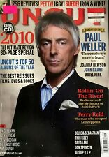 UNCUT Magazine - January 2011 Back Issue- Paul Weller Cover