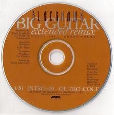 BLACKHAWK - BIG GUITAR (US DJ CD SINGLE)