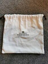 NEW Molton Brown Drawstring toilet makeup bag