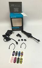 Bluetrek Tattoo Bluetooth Headset + Wall & Car Chargers IN BOX