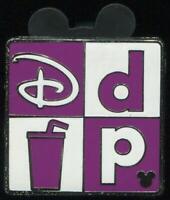 WDW Hidden Mickey Map Icons Disney Dining Plan Series III Disney Pin 66607