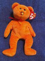 Ty Master Card VIII Beanie Baby Bear - MWMT