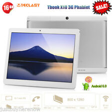"Teclast X10 Tablet PC 10.1"" HD Android 6.0 16GB 3G Phablet WIFI OTA OTG Dual SIM"