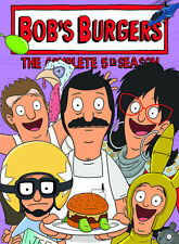 Bob's Burgers: The Complete 5th Season - 3 DISC SET (2016, DVD New)