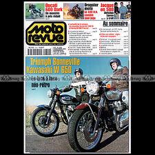 MOTO REVUE N°3450 BENELLI VELVET KTM 620 DUKE DRAGSTER RUSS COLLINS SARRON 2000