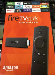 Amazon Fire TV Stick (1st Gen) Media Streamer with 1st Gen Alexa Voice Remote -