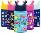Simple Modern 10oz Summit Kids Water Bottle Thermos with Straw Lid - Dishwasher  photo