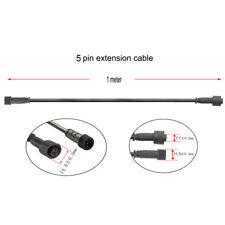 5er 1M 5pin Verlängerungskabel Extension Cabel für FVTLED RGB+Warmweiβ Leuchte