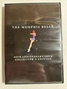 WWII MEMPHIS BELLE: 60th ANNIVERSARY Collector's Edition (2 DVD Set, 2005)
