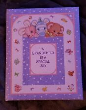 My Grandchild Memory Keepsake Baby Book Hallmark
