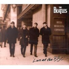 The Beatles Live At The BBC 2-CD NEW Love Me Do/I Feel Fine/A Hard Day's Night+