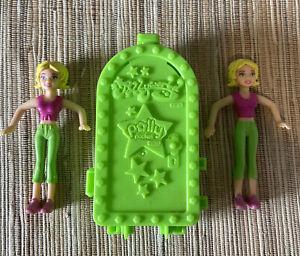 Mattel PollyWorld Polly Pocket Vintage 2006 McDonalds Happy Meal Toy