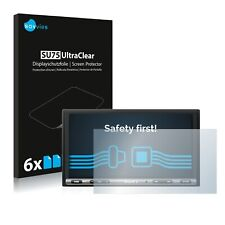 6x Savvies Screen Protector for Sony XAV-AX3005DB Ultra Clear