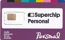 ARGENTINA Personal GSM(micro sim) mint