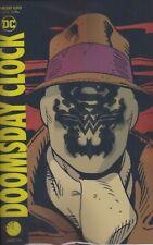 Doomsday Clock #1-9 Variant Comic Set 2018 + Promo Button - DC Comics Batman
