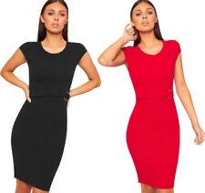 Knee Length Formal Dresses Bodycon Dress