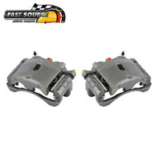 Front Brake Calipers For Chevy Silverado 1500 Sierra Yukon Hummer H2 Escalade
