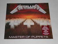 METALLICA  Master Of Puppets  LP NEW SEALED VINYL