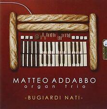 MATTEO ABBADO ORGAN TRIO - Bugiardi Nati [New CD] Italy - Import