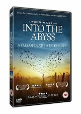 Into The Abyss DVD Werner Herzog Documentary Original UK Release New Sealed R2