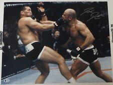 Bas Rutten Signed 16x20 Photo Beckett COA UFC 18 1999 v Tsuyoshi Kohsaka Picture