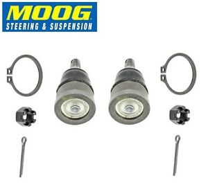 Moog Set of 2 Front Lower Ball Joints Pair for Honda Element FWD 4WD 2003-2007