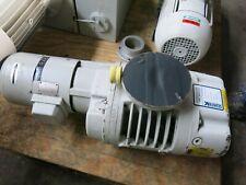 Leybold Ruvac Ws251 Roots Blower Booster Vacuum Pump Rebuilt