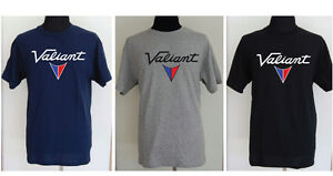 VALIANT  t-shirt VALIANT Tee RETRO, VINTAGE MOPAR