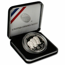 2013 Girl Scouts Centennial PROOF 90% Silver Dollar US Mint Coin with Box & COA