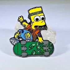 Skateboard Bart, Bassnectar, Simpsons Pin, Bart Pin