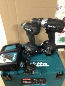 Makita 18v LXT DHP458 drill DTD152 Impact Driver